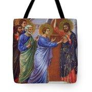 Reassuring Thomas Fragment 1311 Tote Bag