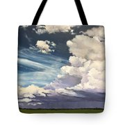 Rebecca's Storm Tote Bag