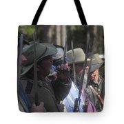 Rebel Bayonets Tote Bag
