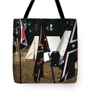 Rebel Camp Tote Bag