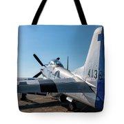 Rebel On The Ramp - 2017 Christopher Buff,www.aviationbuff.com Tote Bag