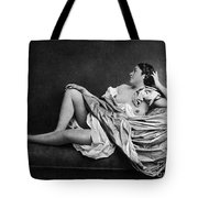 Reclining Nude, 1859 Tote Bag