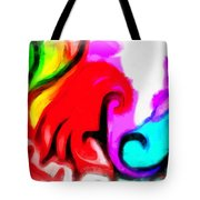 Recognition Tote Bag
