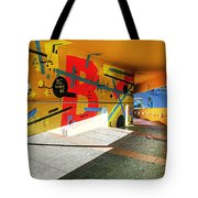 Recoleta Tunnel Tote Bag