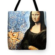 Reconstruction Of High Renaissance  Tote Bag