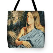 Reconstruction Of The Classical Madonna Tote Bag