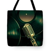 Recording Studio Art Tote Bag