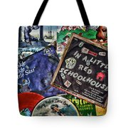 Records For Children Tote Bag