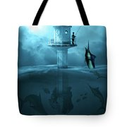 Recreational Activity Tote Bag by Solomon Barroa