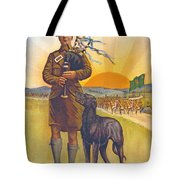 Recruitment Poster The Call To Arms Irishmen Dont You Hear It Tote Bag