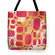 Rectangles And Jangles Tote Bag