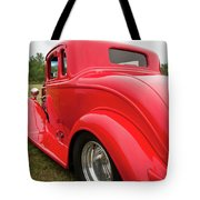 Red 1994 Tote Bag