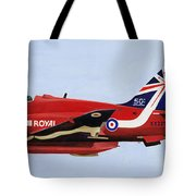 Red 6 - Xx227 Tote Bag