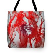 Red Alert Tote Bag