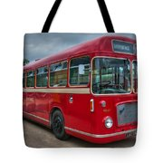 Red And White Rs 167 - Bristol Resl6l  #2 Tote Bag