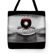 Red Ball Tote Bag