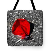 Red Balloon II Tote Bag