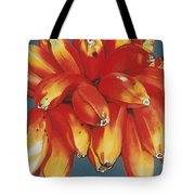 Red Bananas Of Jocotepec Tote Bag