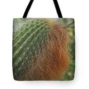 Red Beard Tote Bag