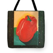 Red Bell Tote Bag