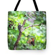 Red-bellied Woodpecker 2016 14 Tote Bag
