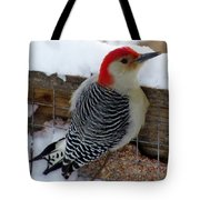 Red Bellied Woodpecker 5 Tote Bag