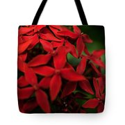 Red Bouquet 7 Tote Bag