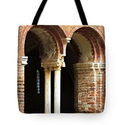 Red Brick Arches Regular Tote Bag