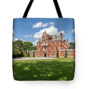 Red Brick Mansion Tote Bag