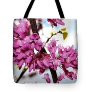 Red Bud 2011-1 Tote Bag