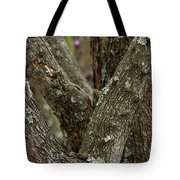 Red Bud Row Tote Bag