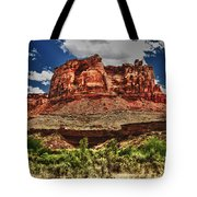 Red Butte Tote Bag