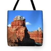 Red Canyon. Tote Bag