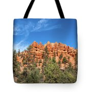Red Canyon Tableau Tote Bag