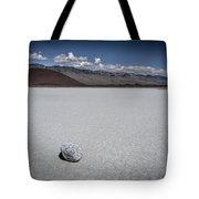 Red Cinder Cone Tote Bag