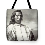 Red Cloud Chief Tote Bag