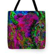 Red Clouds Great Vision Tote Bag