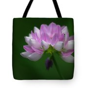 Red Clover Tote Bag