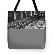 Red Cross: Care Packages Tote Bag