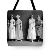 Red Cross Corps, C1920 Tote Bag