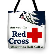 Red Cross Poster, C1915 Tote Bag