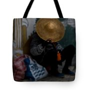 Red Cup Of Hope Tote Bag