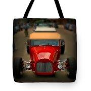 Red Custom Classic Tote Bag