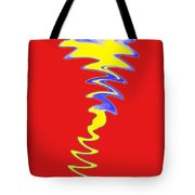 Red Day Tote Bag