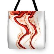 Red Demon Tote Bag