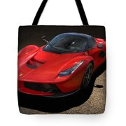 Red Devil Tote Bag