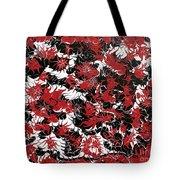 Red Devil U - V1cbs36 Tote Bag