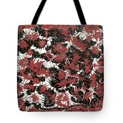 Red Devil U - V1lw64 Tote Bag