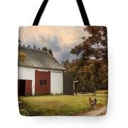 Red Door Farm Tote Bag