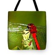 Red Dragon 2 Tote Bag